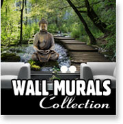 Wall murals and Photo wallpappers