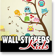 Wallstickers Barn