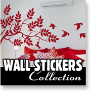 Wall decals and Wall stickers