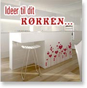 Wallstickers Køkken