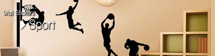 Wall Decals Sport