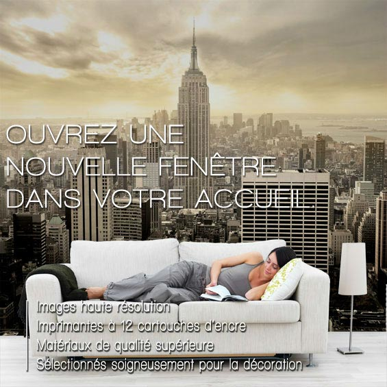 Stickers muraux papier peint photo murale poster mural impression sur toile - Poster decoratif mural ...