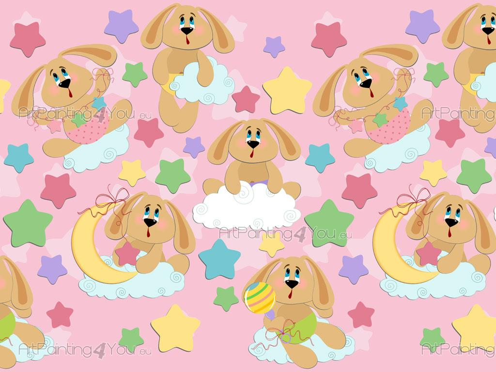 Cenefas infantiles perro 1089es - Cenefas decorativas infantiles ...