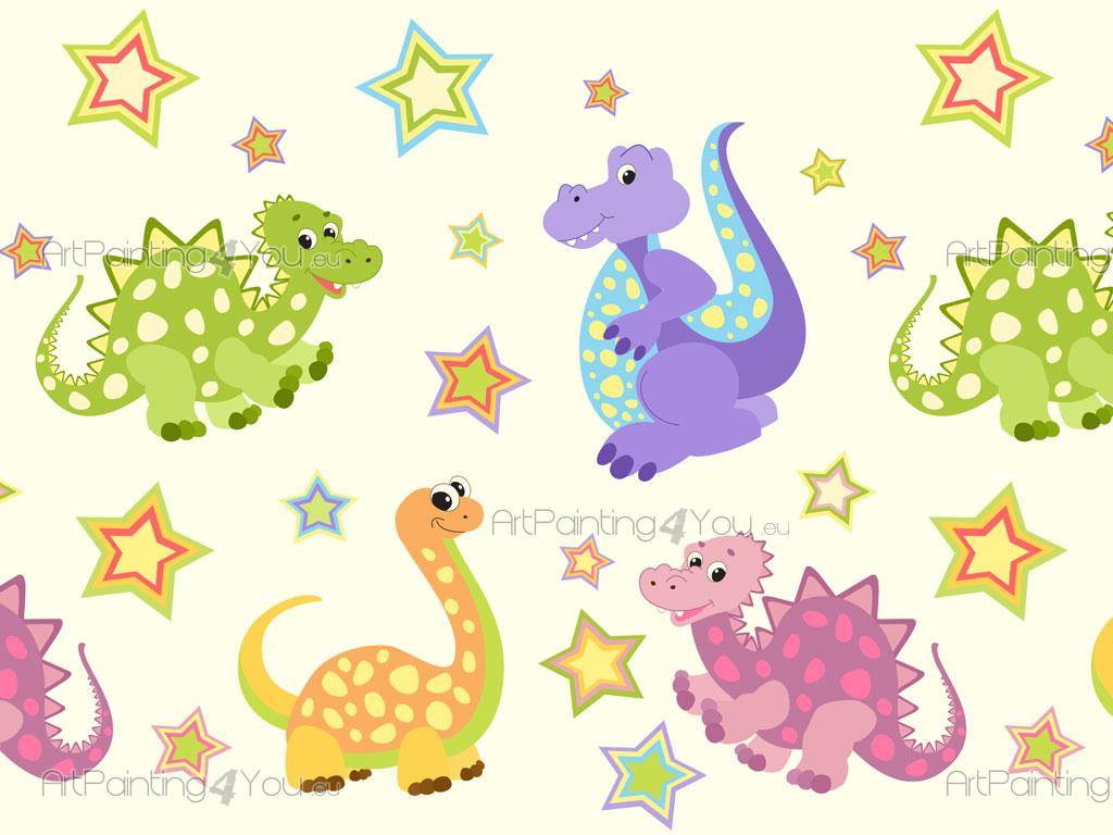 Cenefas infantiles dinosaurio 1090es - Cenefas decorativas infantiles ...