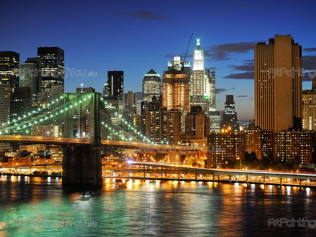 Brooklyn Bridge New York   Wall Murals Cities U0026 Posters Part 79