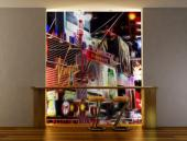 Times Square at Night - Wall Murals Cities & Posters