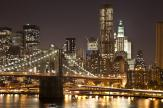 Brooklyn Bridge New York - Fototapet Byer & Plakater
