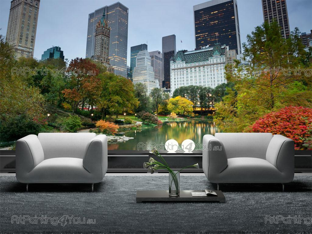 Central Park New York City   Wall Murals Cities U0026 Posters