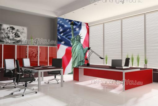 Statue of Liberty USA - Wall Murals Cities & Posters