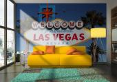 Las Vegas Sign - Wall Murals Cities & Posters