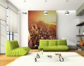 New York Sunset - Wall Murals Cities & Posters