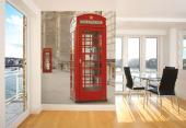 London City Telephone Box - Wall Murals Cities & Posters