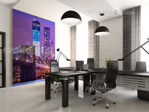 Brooklyn Bridge NYC - Wall Murals Cities & Posters
