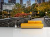 Central Park New York City - Fototapet Byer & Plakater