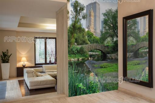 Central Park New York - Fototapet Byer & Plakater