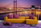 25 April Bridge Lisbon - Wall Murals Cities & Posters