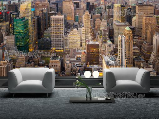 New York Skyscrapers - Wall Murals Cities & Posters