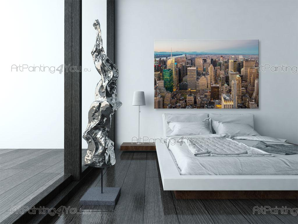 Wall murals posters new york skyscrapers - Poster mural new york ...