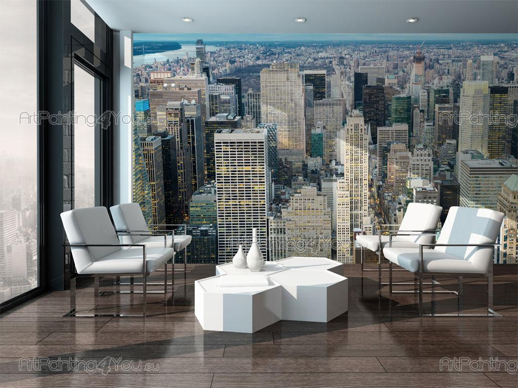 Wall murals cities canvas prints posters new york city for Acheter poster mural new york
