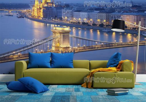 Budapest Hungary - Wall Murals Cities & Posters