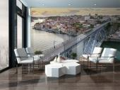 D. Luís Bridge Porto - Wall Murals Cities & Posters