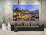 Lisbon City Panoramic View - Wall Murals Cities & Posters