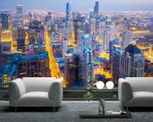 Chicago City - Wall Murals Cities & Posters