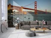 Golden Gate Bridge - Wall Murals Cities & Posters
