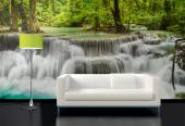 Tropical Waterfall - Wall Murals Waterfalls & Posters