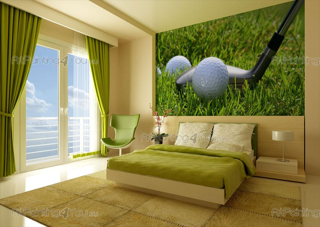 papier peint sport poster impression sur toile b ton de. Black Bedroom Furniture Sets. Home Design Ideas
