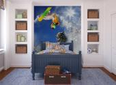 Snowboarder - Sport Wall Murals & Posters