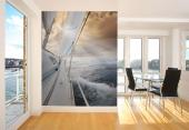 Sailboat - World Map and Travel Wall Murals & Posters