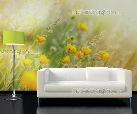 Spring Day - Wall Murals Flowers & Posters