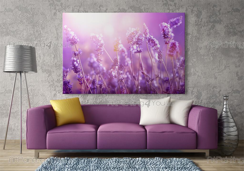 Purple Flowers   Wall Murals Flowers U0026 Posters ... Part 70