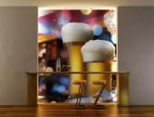 Golden Beers - Food and Drink Wall Murals & Posters