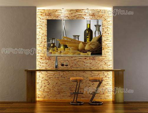 Pasta & Olive Oil - Food and Drink Wall Murals & Posters