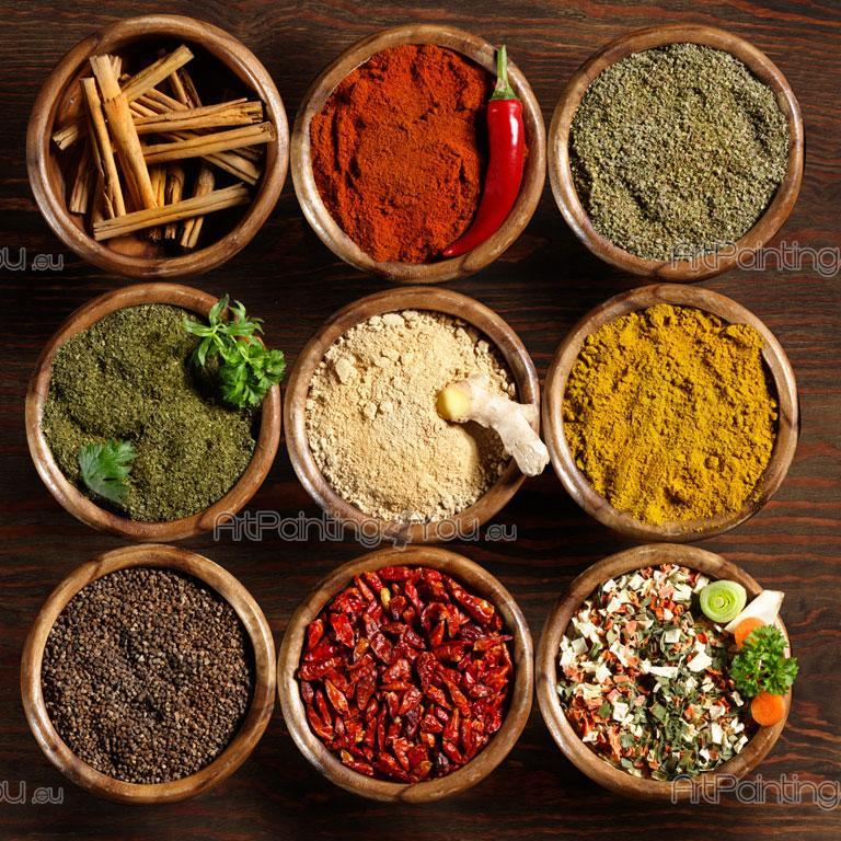 Muurstickers Keuken Kruiden : Vegetarian Diet Types