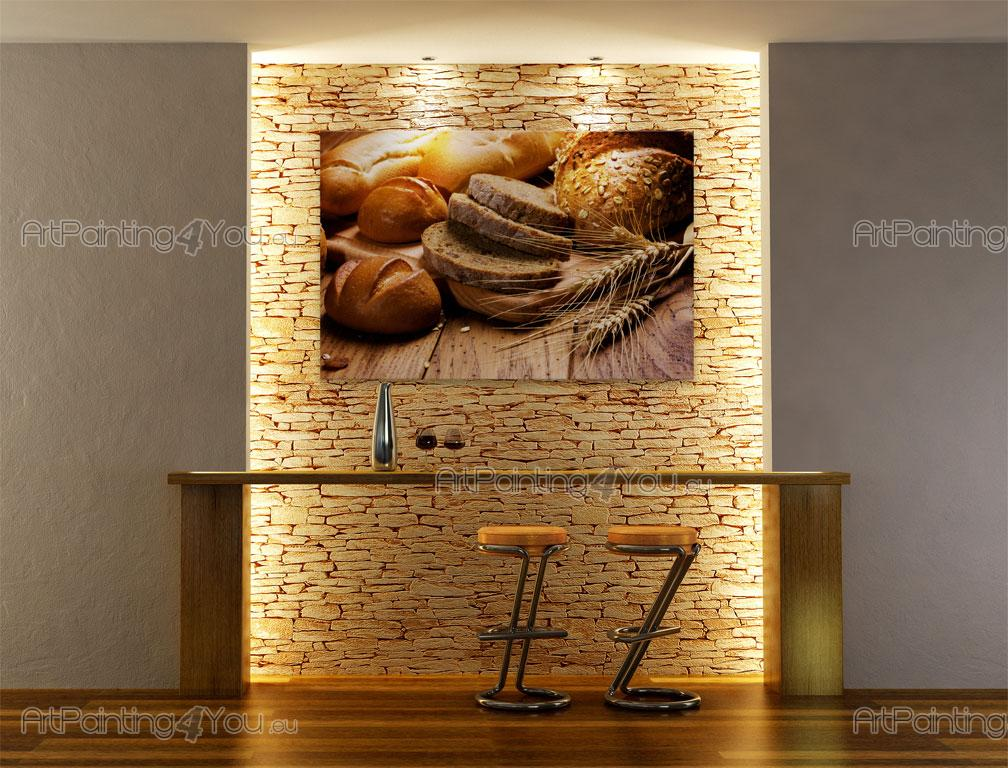 Wall Murals Amp Posters Bakery Artpainting4you Eu