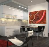 Chili Peppers - Food and Drink Wall Murals & Posters