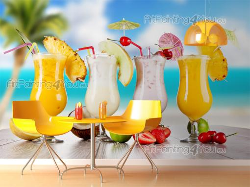 Cocktails - Food and Drink Wall Murals & Posters