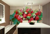 Strawberries - Food and Drink Wall Murals & Posters