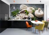 Mushrooms - Food and Drink Wall Murals & Posters
