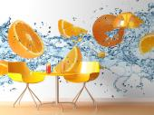 Oranges - Food and Drink Wall Murals & Posters