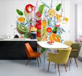Fruit Cocktail - Food and Drink Wall Murals & Posters