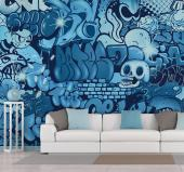 Graffiti - Graffiti and Music Wall Murals & Posters