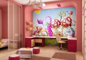 Sweet Mushroom - Wall Murals for Kids & Posters