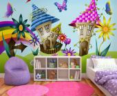Fantasy Land - Wall Murals for Kids & Posters