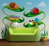 Little Insects - Wall Murals for Kids & Posters