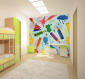 School - Wall Murals for Kids & Posters