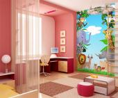 Wall Murals for Kids & Posters - Widen the colour range of the baby or kids room with our colourful wall murals, posters and canvas. Open a shortcut to the jungle or the savanna and a...